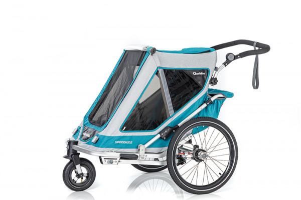 Qeridoo Speedkid 2 fietskar
