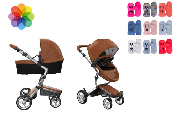 Mima Xari Design Kinderwagen Collectie 2021