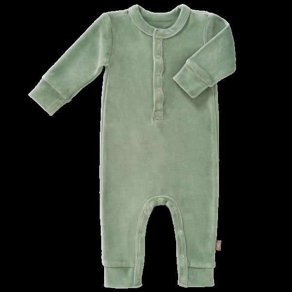 Fresk pyjama zonder voeten velours