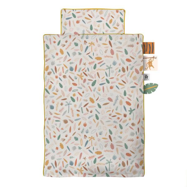 Sebra Kinderbettwäsche für das Baby-/Juniorbett