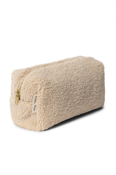 Studio Noos toilettas chunky pouch teddy