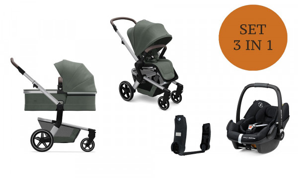 Joolz Hub+ Kinderwagen 3 in 1 Set