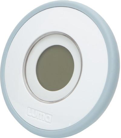 Luma digitale badthermometer