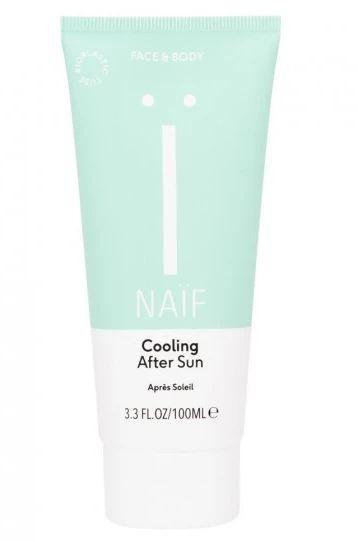 Naïf cooling after sun gel 100ml