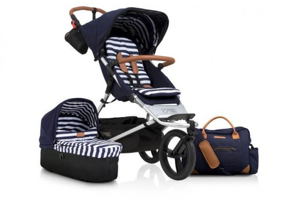 Mountain Buggy Urban Jungle Luxury Collection Set