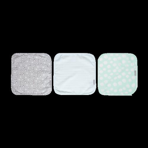 bébé-jou hydrofiele doek 3-pack
