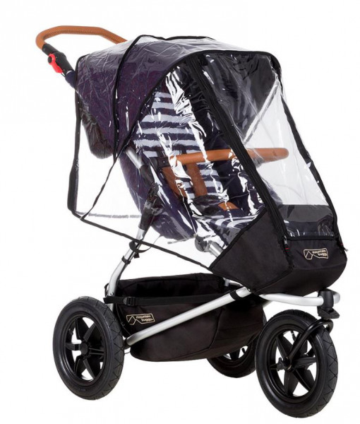 Mountain Buggy Urban Jungle/Terrain regenhoes 2015+