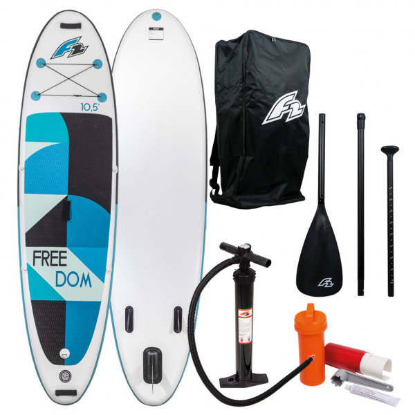 F2 Stand Up Paddle Freedom 3,5 m lang