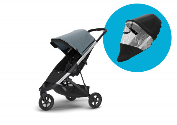 Thule Spring Buggy collectie 2020, nu incl. regenhoes