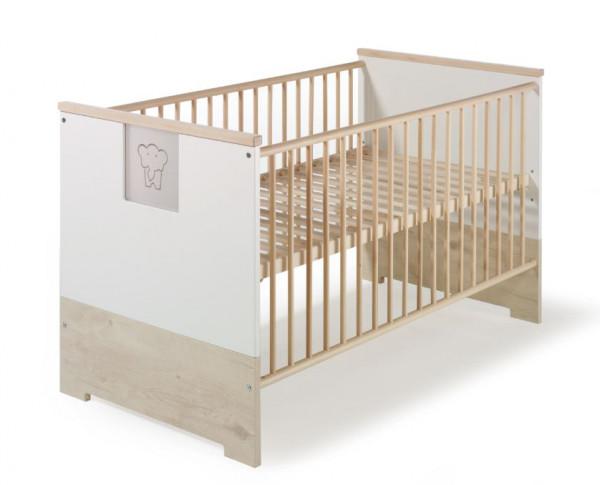 Schardt Eco Slide Kombi-Kinderbett 70x140 cm