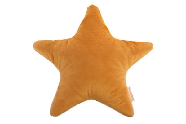 Nobodinoz Aristote Star Velvet kussen