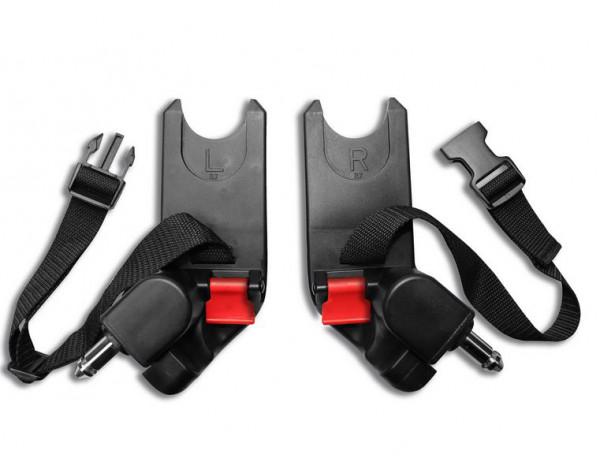 Baby Jogger City Mini, GT, Elite, Summit X3 autostoeladapter (Maxi Cosi, Cybex)